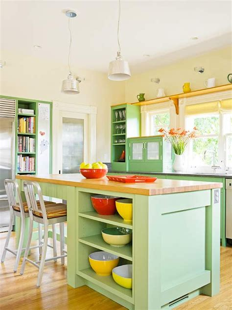 fun kitchen cabinet colors 20 kitchen ideas with painted cabinet home design and