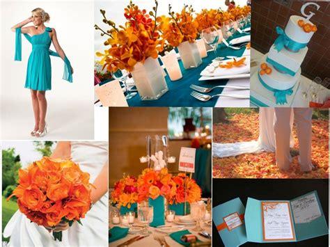 wedding decorations orange purple turquoise purple turquoise wedding reference for