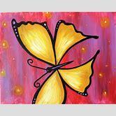 easy-watercolor-paintings-of-butterflies