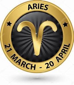 Sternzeichen Widder Symbol : widder sternzeichen gold aries symbol vektor illustration stockvektor dinozzz 46232737 ~ Orissabook.com Haus und Dekorationen