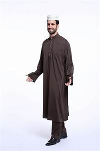 High quality Muslim Islamic Clothing for men Arabia Jubba ...
