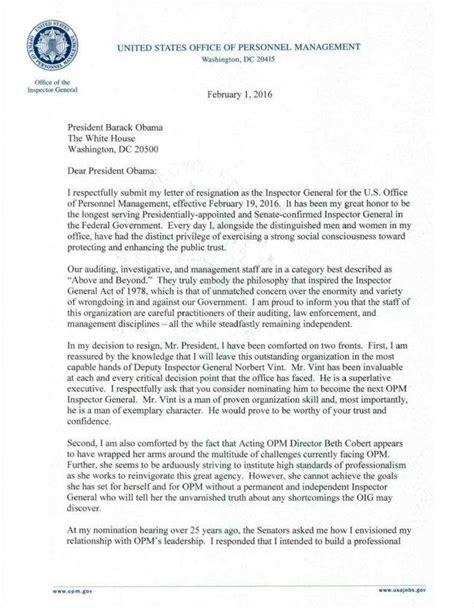 government resignation letter sample resignation letter