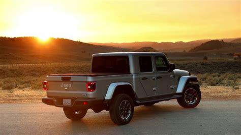 jeep gladiator overland running footage youtube