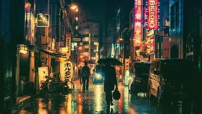 Neo Tokyo Maybe