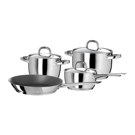 ustensile cuisine induction oumbärlig ustensiles de cuisson 4 pièces ikea