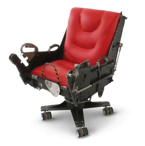 f 4 ejection seat office chair