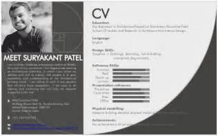 Resume Architecture Graduate by Portfolio Resume