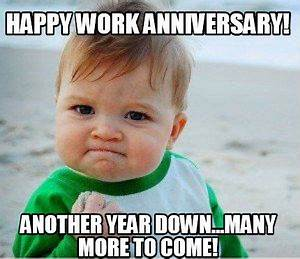 Best 25+ Work a... Work Anniversary Funny Quotes