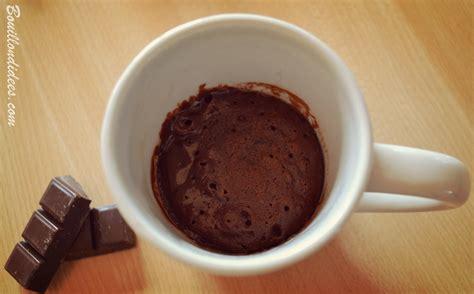 mug cake facon brownie sans glogluten lait blanc doeuf