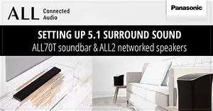 How To Pair The All70t Soundbar With All2 Nertworked