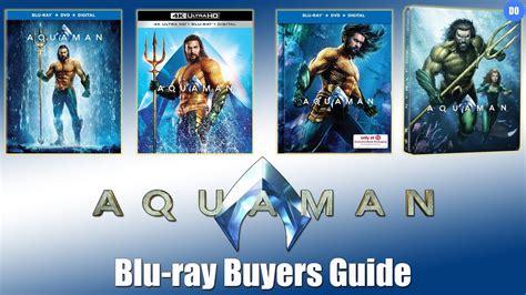 aquaman blu ray release date buyers guide