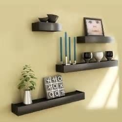 repisas de madera modelo minimalista