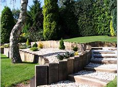 Questions about landscaping projects Railwaysleeperscom