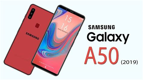 samsung galaxy a50 infinity v display rear