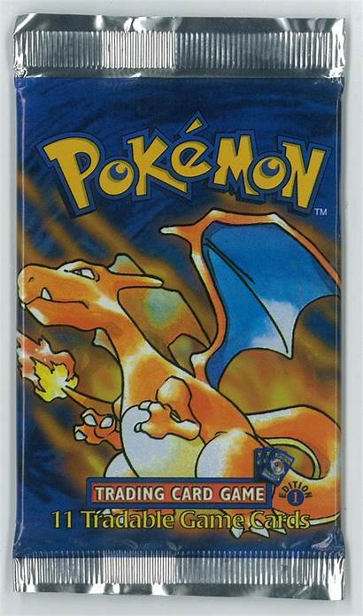 Pokemon Charizard Pack Base Edition Booster Unsearched