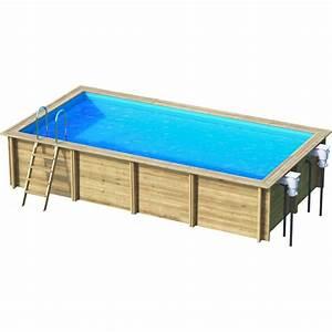 Piscine Hors Sol En Bois Pas Cher : piscine bois solde piscine semi enterree en bois pas cher ~ Premium-room.com Idées de Décoration