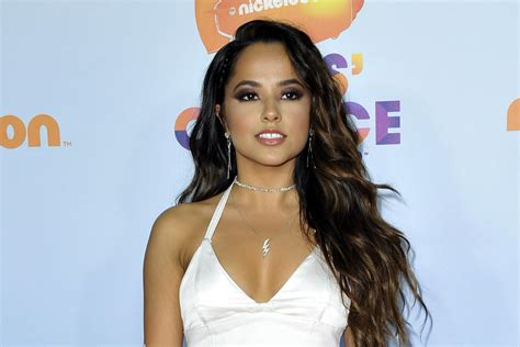 Becky G's Yellow Power Ranger Is Bisexual