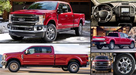 ford  series super duty  pictures information