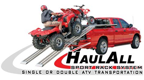 haulall sports rack system youtube