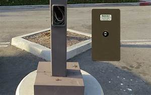 Electrical  Copper  Theft Prevention  Parking Lot Light