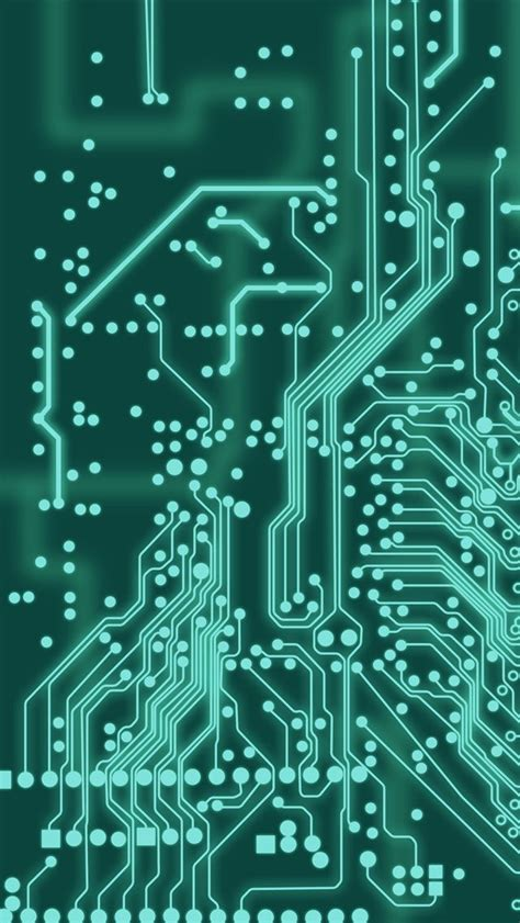 black wallpaper android iphone circuit board