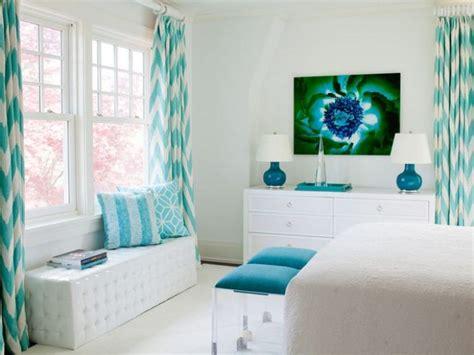 turquoise paint color  minimalist house  ideas