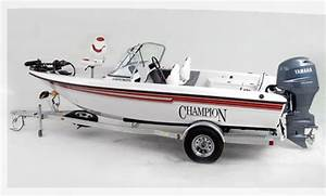 Research 2009 - Champion Boats