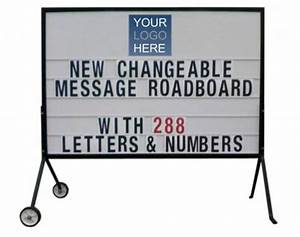 sign print changeable letters signs With signs you can change letters