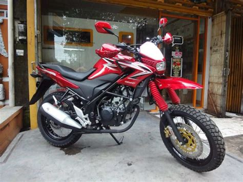 Modifikasi Cb150r Terbaru by Hasil Modifikasi Motor Cb150r 2015 Modifikasi Motor