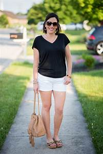 Casual Summer Shorts Outfit