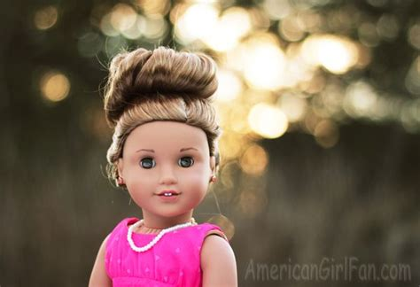 Lea's Cute & Easy Hairstyles! (americangirlfan