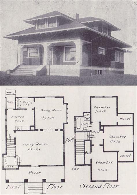 western home builder   craftsman bungalow house plans vintage house plans