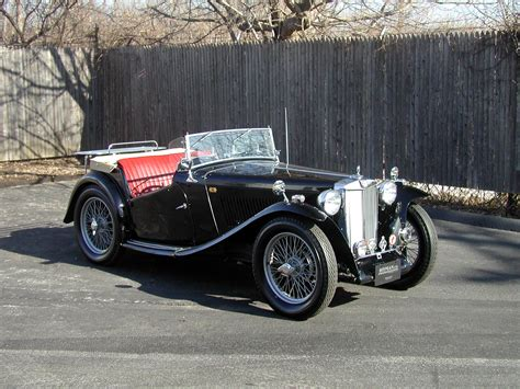 mg tc hagerty classic car price guide