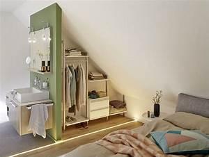 Dachschräge Begehbarer Kleiderschrank : die besten 25 schlafzimmer dachschr ge ideen auf pinterest kleiderschr nke dachschr ge ~ Sanjose-hotels-ca.com Haus und Dekorationen
