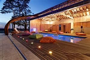 Abri Haut Piscine : abri piscine bois haut cintr mural abri piscinebelgique ~ Premium-room.com Idées de Décoration