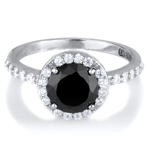 Fake Black Diamond Rings  Wedding, Promise, Diamond. Pointer Rings. Pinky Rings. Homemade Wedding Rings. 2 Carat Solitaire Diamond Wedding Rings. Second Wedding Wedding Rings. Nondiamond Engagement Rings. Succulent Wedding Rings. Gucci Lion Rings