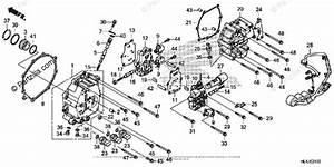 Honda Side By Side 2018 Oem Parts Diagram For Solenoid