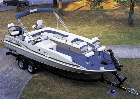 Suncruiser Deck Boat by Lowe Sd224 Tahiti Images
