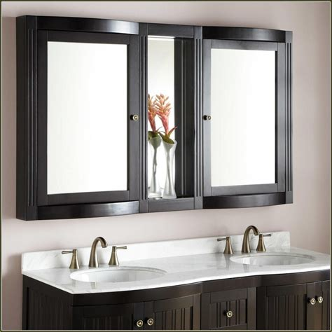 medicine cabinet with lights and mirror home design ideas