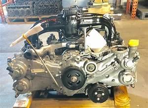 Subaru Forester Dohc 2 5l Engine 2011 2012 2013  U2013 Non