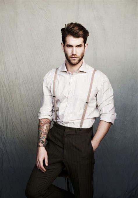 32 Suspenders Ideas for Menu0026#39;s Fashion