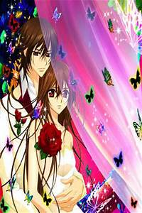 kaname n yuki wedding decorated - Vampire Knight - Yuki ...