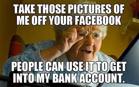 Grandma Memes - pics for gt grandma computer meme