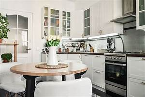 Luxurious, Small, Kitchens, Designs, To, Inspire, Your, Remodel
