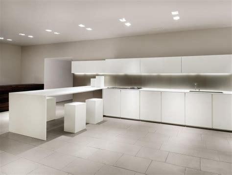 cuisine minimaliste design design de cuisine de style minimaliste idées d 39 aménagement