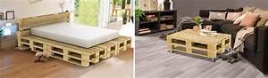 Möbel Mit Paletten : m bel aus paletten einfach selber bauen obi palettenm bel ~ Sanjose-hotels-ca.com Haus und Dekorationen
