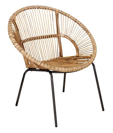Furniture: Unique Rattan Chair For Indoor Or Outdoor