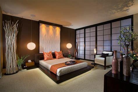 deco japonaise chambre chambre asiatique et pour un sommeil facile et serein