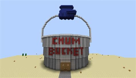 In the interactive objects category. The Bikini Bottom (work in progress) Minecraft Map