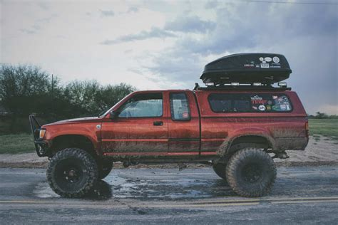 toyota pick up featured vehicle overland nomad s toyota pickup